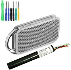 B&O Beoplay Battery Kratax Replacment Battery Li-ion 7.2 V 3000MAH Fits Beoplay A2 Beolit 15 17 Portable Bluetooth Speaker