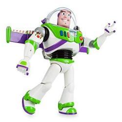 BUZZ Disney Lightyear Talking Action Figure