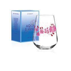 Aqua E Vino Water Glass B.neie