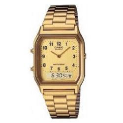 Casio AQ230GA-9BM Retro Watch