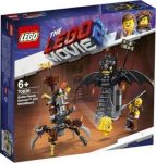 The Lego Movie 2 Battle-ready Batman And Metalbeard