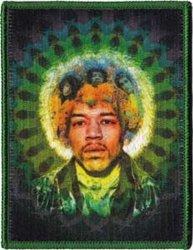 C&D Visionary Inc. Application Jimi Hendrix Mastermind Patch
