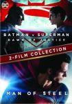 MAN Of Steel Bat V Super