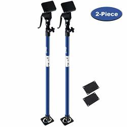 SUPPORT Xinqiao Pole Steel Extendable Quick Rod Adjustable 3RD Hand System S Up To 154 Lbs Construction Tools For Cabinet Jacks Cargo
