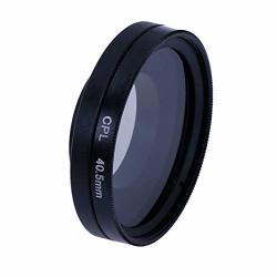 40.5MM Cpl Filter Lens Polarizer Polarizing Filter Lens Cap With Lens Cover For Gopro Hero 3 PLUS 3