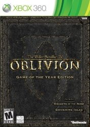 Bethesda Oblivion Game Of The Year Edition -xbox 360