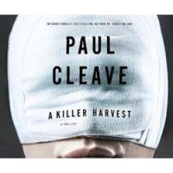 A Killer Harvest - A Thriller Standard Format Cd