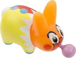 "Kidrobot Clown: 1.5"" Personal Happiness Labbit - Kozik X Smorkin' Labbit Mini-figure Very Rare"
