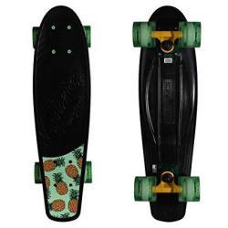 Kryptonics Original Torpedo Complete Skateboard