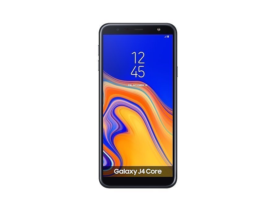 Samsung Galaxy J4 Core 16GB Dual Sim in Black