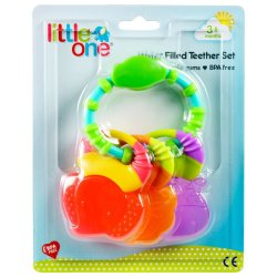 Little One Soothing Animal Teethers