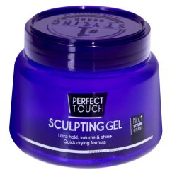 Perfect Touch Hair Gel Ultra Hold Gel 500 G