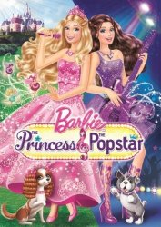 Barbie As The Princess And The Popstar dvd