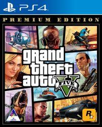 Grand Theft Auto V - Premium Edition - Gta V PS4