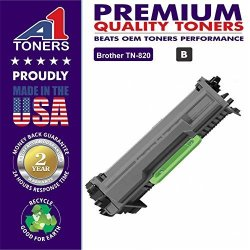A1 Toners And Ink A1 Compatible Toner Cartridge Brother TN-820 TN-850 Black TONER-1PACK. Suitable With Brother HLL6200DW HLL6200DWT HLL6250DW MFCL5800DW MFCL5900DW DCPL5650DN DCPL5600DN DCPL5500D