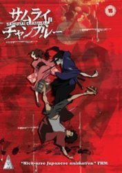 Samurai Champloo: Complete Collection - Import DVD