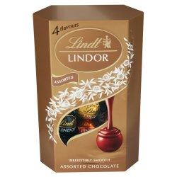 Lindt Lindor Truffles Box Assorted 200 G