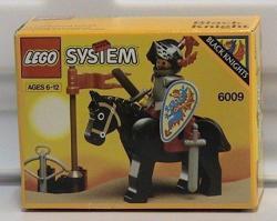 Lego Castle Black Knight 6009
