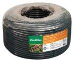 Rain Bird T70-500S Drip Irrigation 1 2 .700 Od Blank Distribution Tubing 500' Black