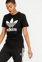 Adidas Originals Adicolour Classic Tee Black And White