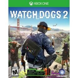 XB1WATCH D2 - Watch Dogs 2 One