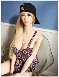 Kingmansion Realistic Sex Doll For Men 153CM Natural Color E Cup Real Love Doll With Pussy Oral Anal Adult Toy