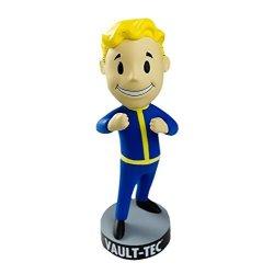 Bethesda Fallout 3: Vault Tec Pip Boy Unarmed Bobblehead Figure Toy - 5