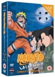 Naruto Unleashed: The Complete Series 6 DVD