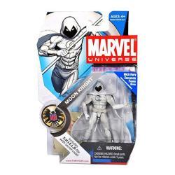 "Marvel Universe 3 3 4"" Series 4 Action Figure Moon Knight"