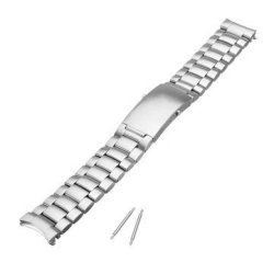Omega 20MM Wristband Bracelet Watchband Replace Strap For