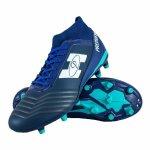 Premier Sportswear Premier Atletico Sockfit Soccer Boots Navy teal
