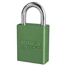 American Lock 1105 Aluminium Padlock Green