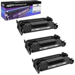 HP Speedy Inks - 2PK Compatible Replacement For 26A 26A CF226A CF226 Black  Toner Cartridge For Use In Laserjet Pro M402N | R1955 00 | Office Supplies