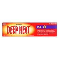 Deep Heat Rub 35G