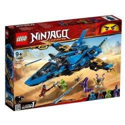 Lego Ninjago Jay's Storm Fighter 9+ Years 70668
