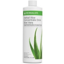 Herbalife 473ml Aloe Concentrate Mango