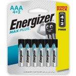 ENERGISER - Max Plus AAA-4+2PK