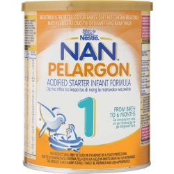 NESTLE Nan Stage 1 Pelagon Acidified Started Infant Formula 400G