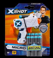 Excel Micro Foam Dart Blaster 8 Darts By Zuru