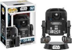 Pop Star Wars EP7: C2-B5 Vinyl Figurine