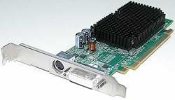 Dell UX563 ATI Radeon X1300 128MB Dvi Tv Out Pci-e Video Card UX563