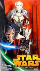 Hasbro Star Wars Revenge Of The Sith General Grievous Deluxe Action Figure