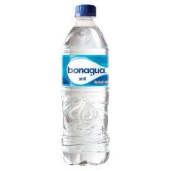Bonaqua Still Water Plastic Bottle 500 Ml