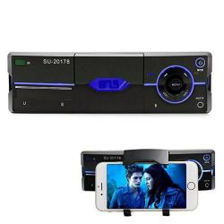 Car Stereo With Bluetooth Car Stereo With Phone Holder Car Audio Radio Reciver Single Din In Dash Support USB Sd Card Fm Aux In
