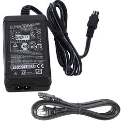 AC Power Adapter Charger for Sony DCR-HC32 DCR-HC42 DCR-HC52 DCR-HC62 Handycam Camcorder
