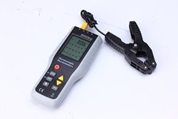 200~1372°C//2501°F New 4-Channel K-Type Digital Thermometer Thermocouple Sensor