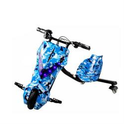 Sceedo 360 Electric Tricycle - Camouflage Retail Box 1 Year Limit Warranty TRI-360-CAMO