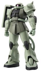 Robot Tamashii MS-06 Gundam Mobile Suit Mass Production Zaku II