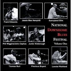 National Downhome Blues Festival, Vol. 1