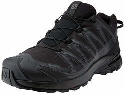 Salomon Xa Pro 3D V8 GTX Men's Trail Running Hiking Shoe Black black black 12 D M